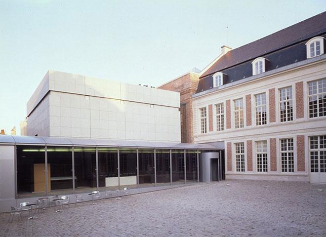 Architecte Cambrai musée des beaux-arts - cambrai - thierry germe architectes :: agence