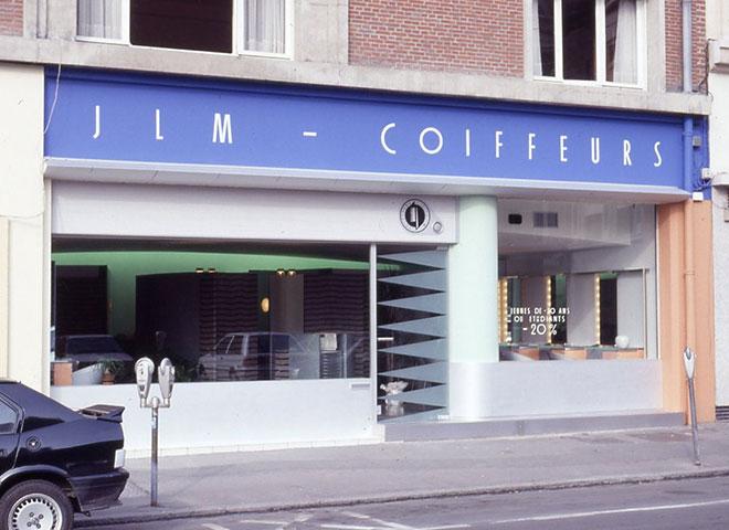 Salon de coiffure jlm